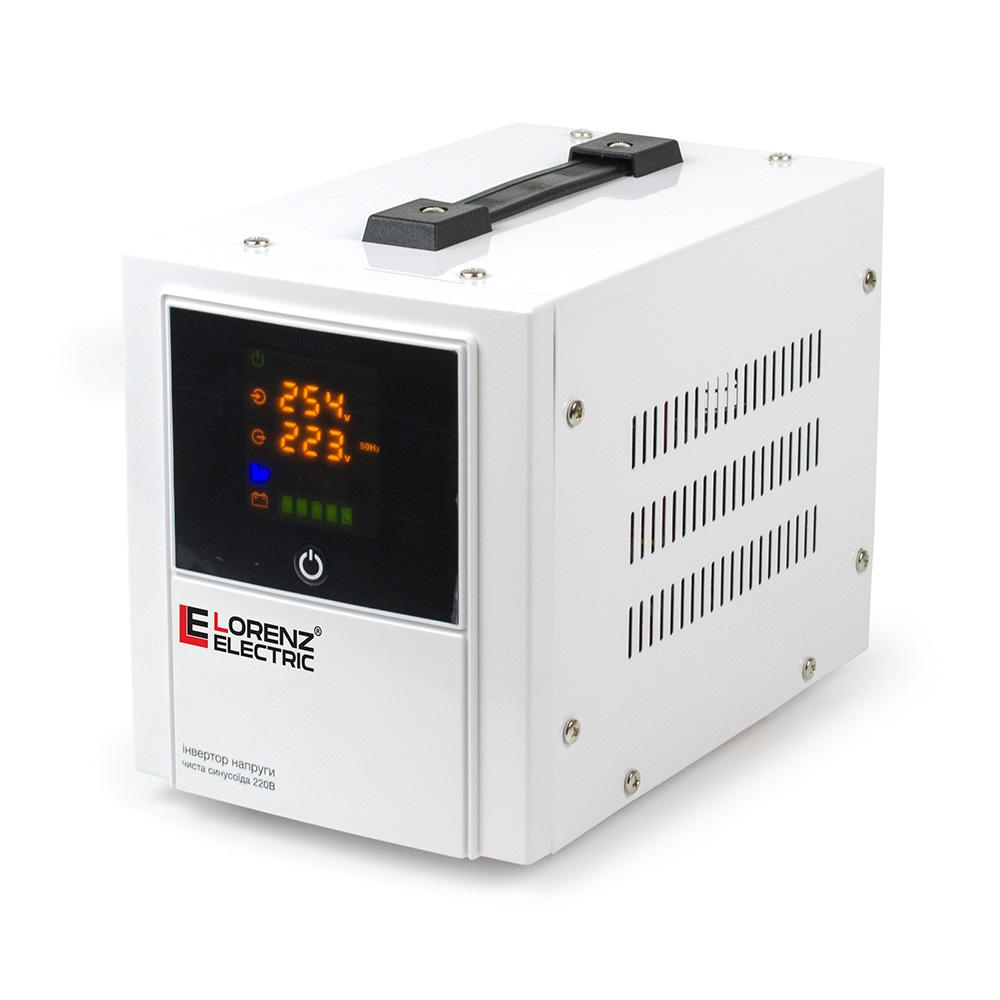 Фото - Джерело безперебійного живлення Lorenz Electric ЛІ-800С
