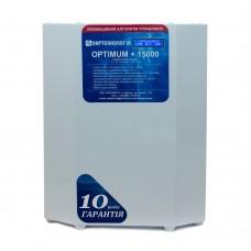 Стабілізатор напруги OPTIMUM+ 15000