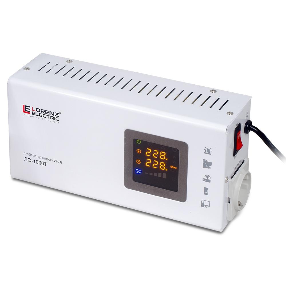 Фото - Стабілізатор напруги Lorenz Electric ЛС-1000T