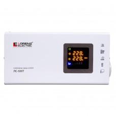 Стабілізатор напруги Lorenz Electric ЛС-500T