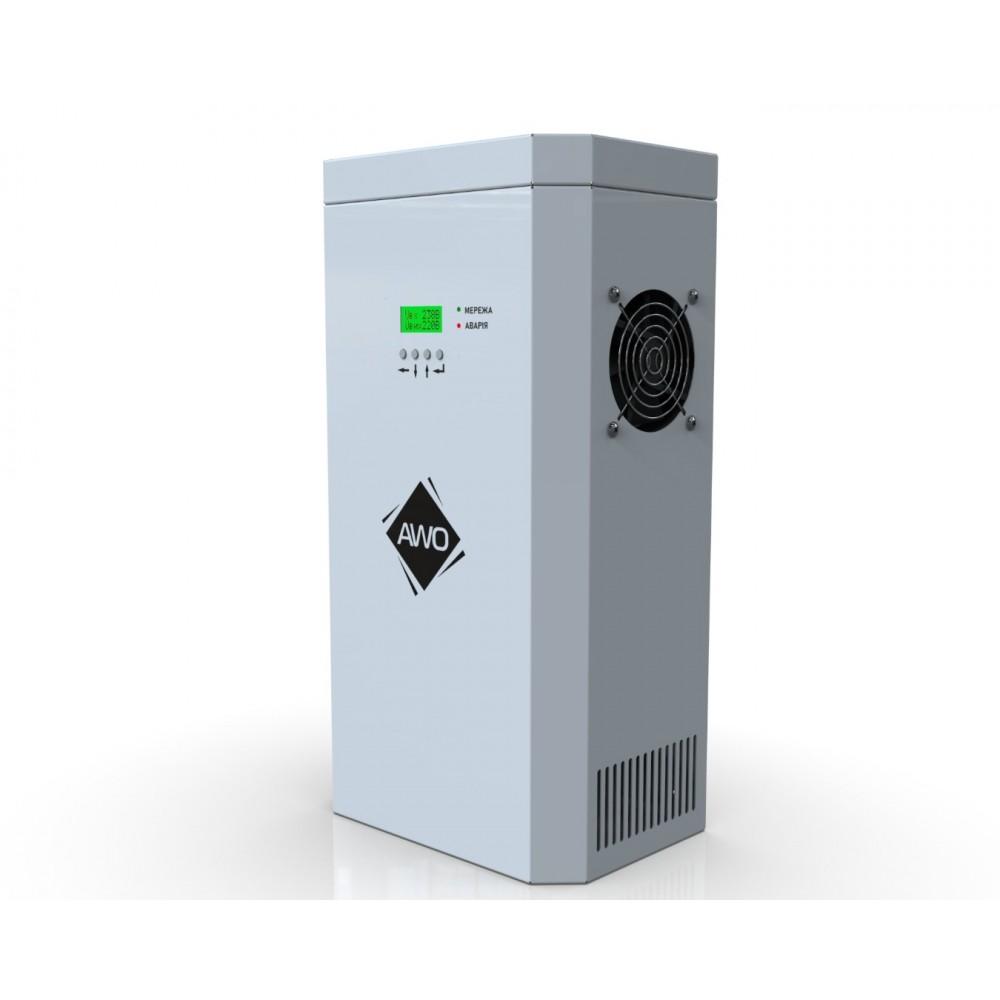 Фото - Трифазний стабілізатор напруги Прочан Awattom СНТПТ (Ш) 13,2 кВт (3x4,4)  2
