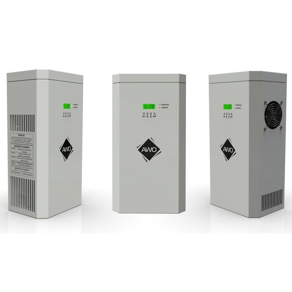 Фото - Трифазний стабілізатор напруги Прочан Awattom СНТПТ (Ш) 13,2 кВт (3x4,4)