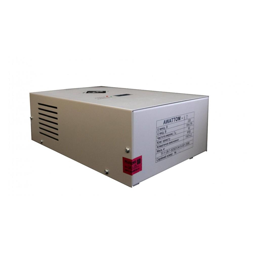 Фото - Стабилизатор напряжения Прочан Awattom СНОПТ 1,0 кВт  2