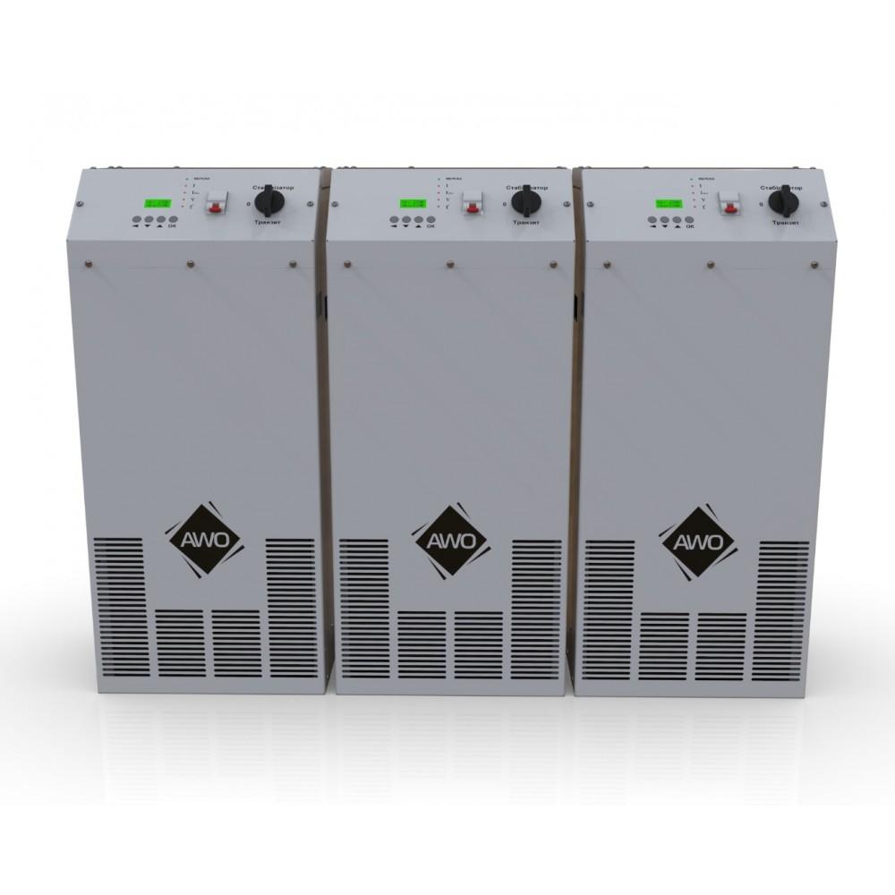 Фото - Трифазний стабілізатор напруги Прочан Awattom СНТПТ 105,0 кВт (3x35,0)