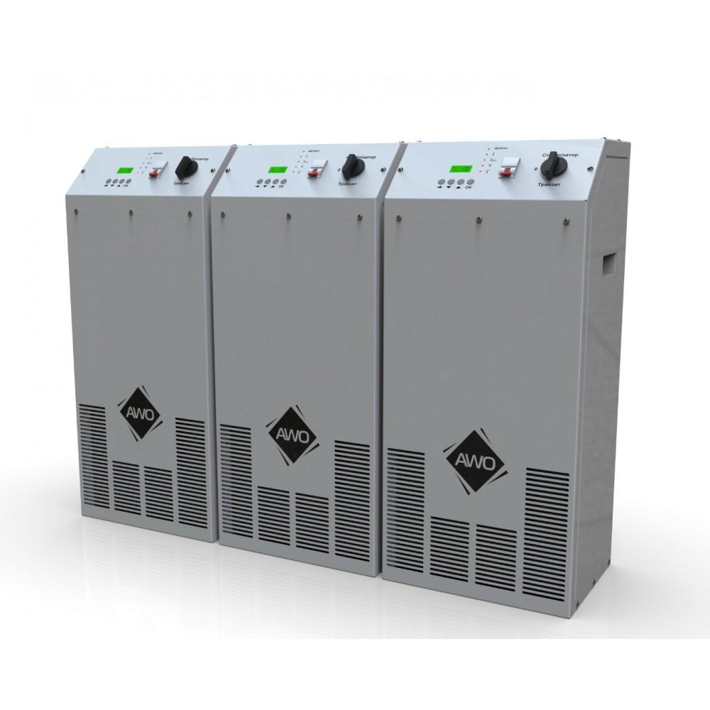 Фото - Трифазний стабілізатор напруги Прочан Awattom СНТПТ 105,0 кВт (3x35,0)  1
