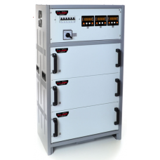Трёхфазный стабилизатор напряжения РЭТА ННСТ-3х9,0 кВт CALMER 40А (INFINEON)