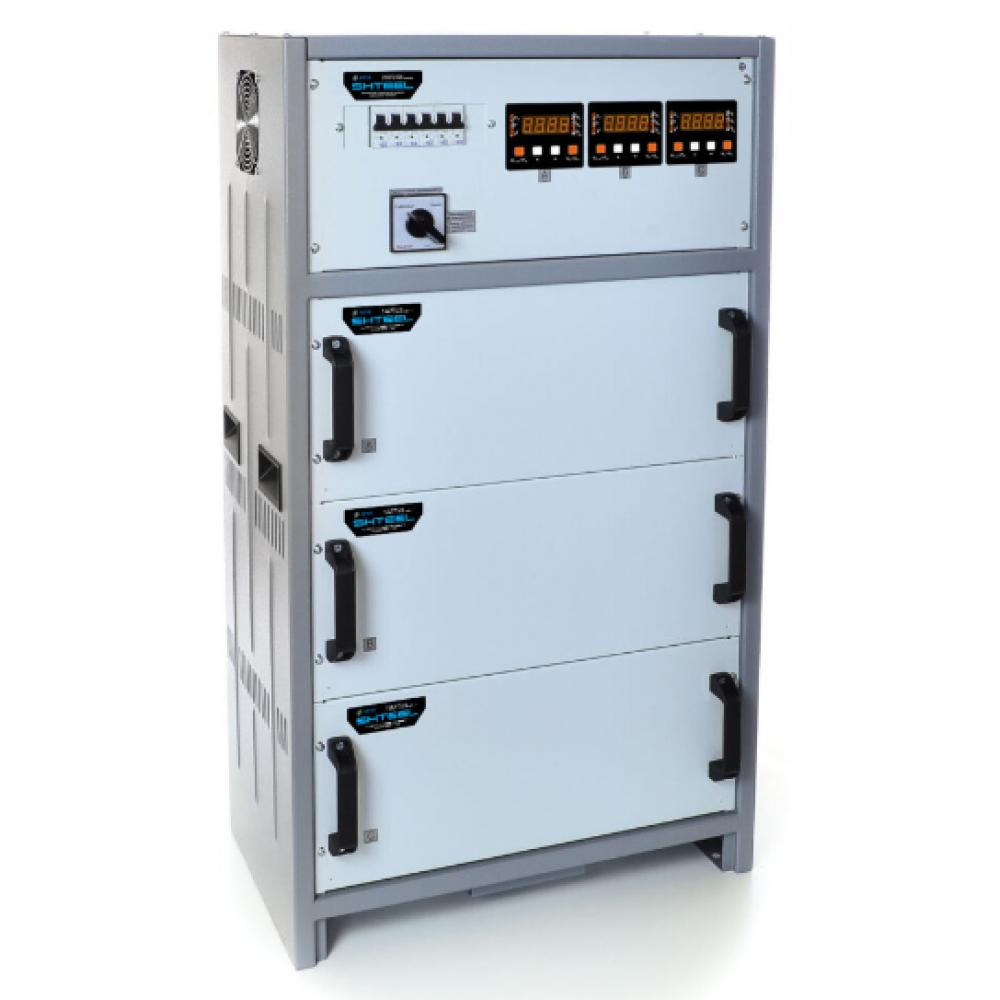 Фото - Трифазний стабілізатор напруги РЕТА ННСТ-3х9,0 кВт SHTEEL 40А