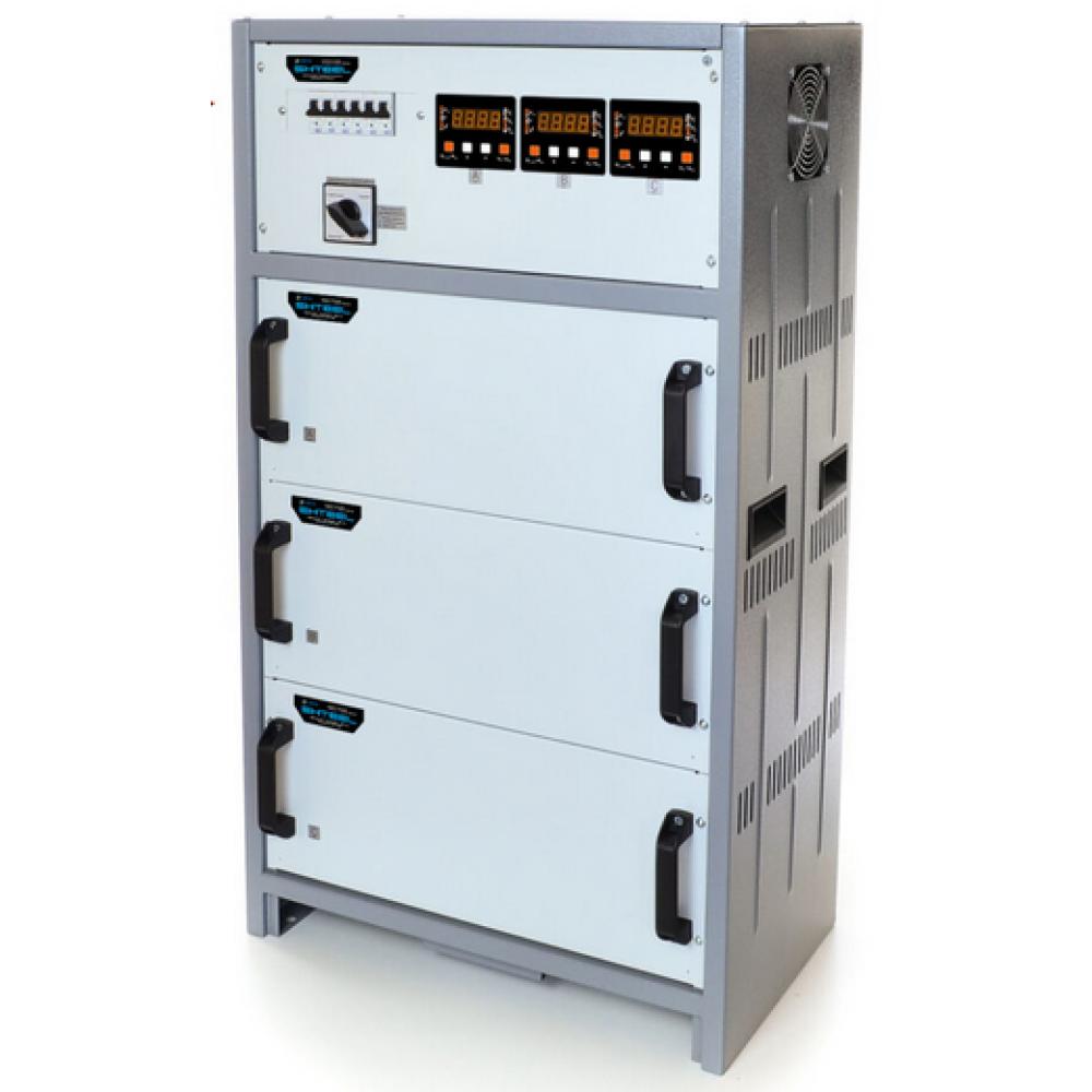Фото - Трифазний стабілізатор напруги РЕТА ННСТ-3х9,0 кВт SHTEEL 40А  2