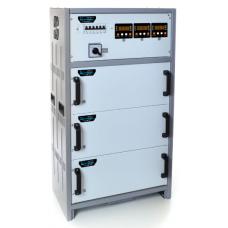 Трёхфазный стабилизатор напряжения РЭТА ННСТ-3х9,0 кВт SHTEEL 40А (INFINEON)