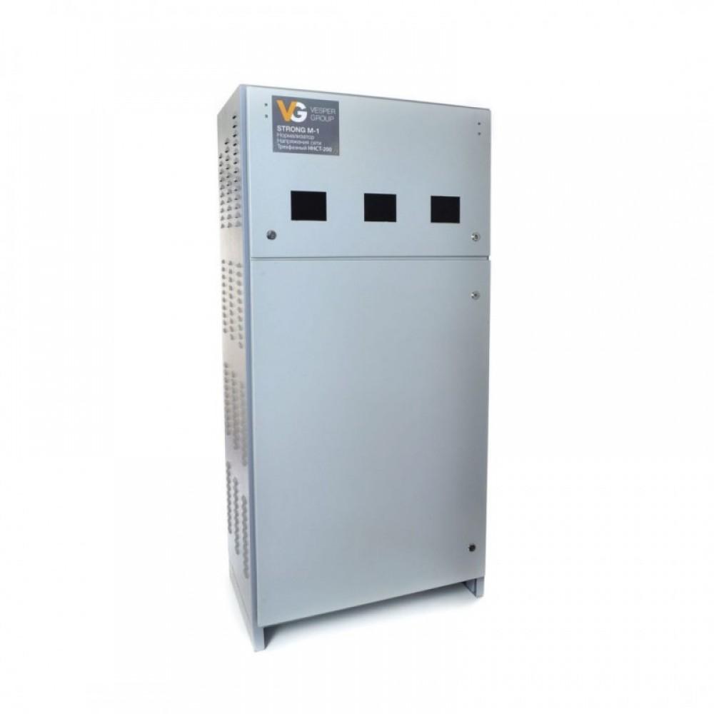 Фото - Трёхфазный стабилизатор напряжения РЭТА НОНС 500 кВт STRONG M1-500  1