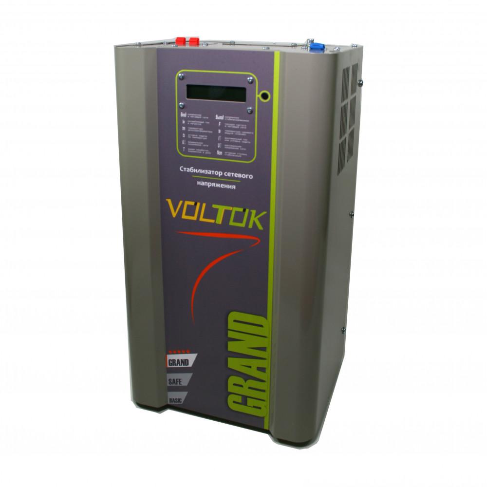 Фото - Стабилизатор напряжения Voltok Grand plus SRKL16-11000  1