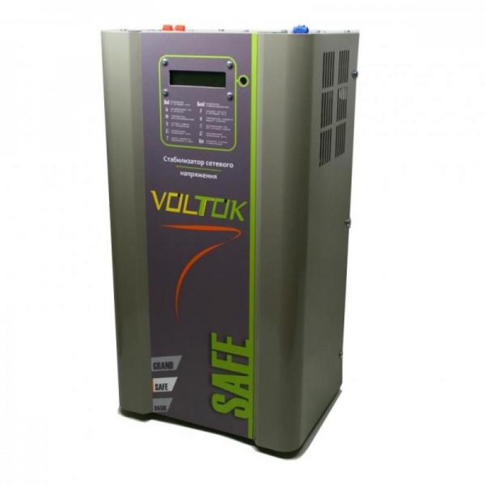 Фото - Стабілізатор напруги Voltok Safe SRK12-9000   1
