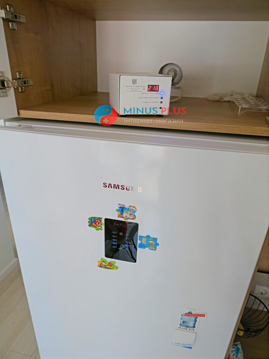 стабілізатори напруги для холодильників